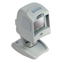 Стационарный сканер штрих-кода Datalogic 1100i MG113041-002-412B белый, 2D