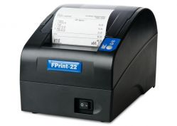 АТОЛ FPrint-22ПТК. Черный. ФН. RS+USB+Ethernet