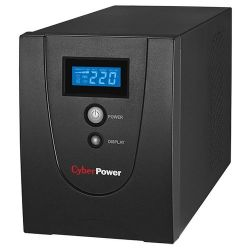 ИБП CYBERPOWER 1200VA VALUE 1200EI-LCD ЧЕРНЫЙ
